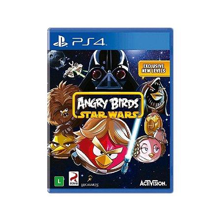 Angry Birds Star Wars - Usado - PS4