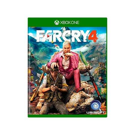 Far Cry 4 - Usado - Xbox One