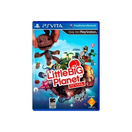 LittleBigPlanet (Sem Capa) - Usado - PS Vita