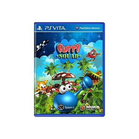 Putty Squad (Sem Capa) - Usado - PS Vita