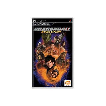 Dragonball Evolution - Usado - PSP