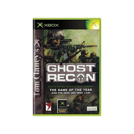 Tom Clancy's Ghost Recon - Usado - Xbox
