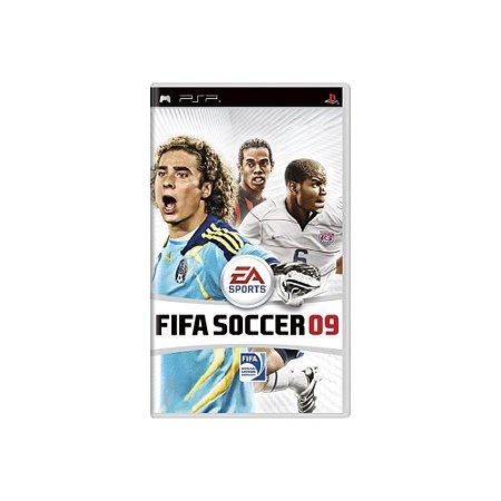 FIFA SOCCER 09 - Usado - PSP