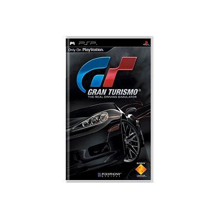 Gran Turismo (Sem Capa) - Usado - PSP