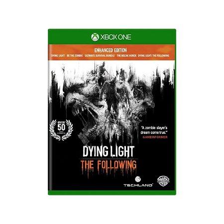Dying Light The Following Enhanced Ed. - Usado - Xbox One
