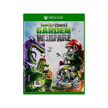 Plants Vs. Zombies Garden Warfare - Usado - Xbox One