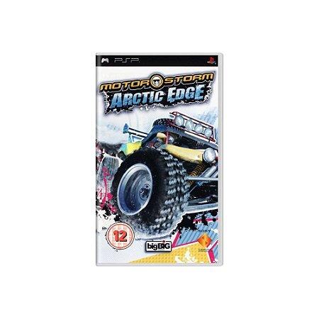 MotorStorm Arctic Edge - Usado - PSP