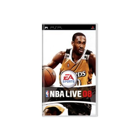 NBA Live 08 - Usado - PSP