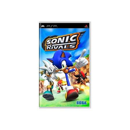 Sonic Rivals - Usado - PSP