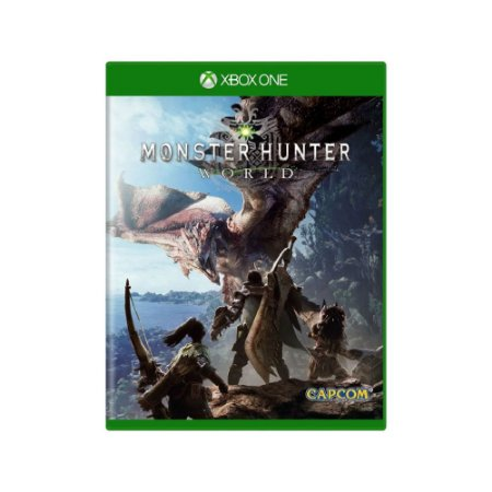 Monster Hunter: World - Usado - Xbox One