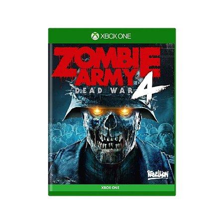 Zombie Army 4: Dead War - Usado - Xbox One