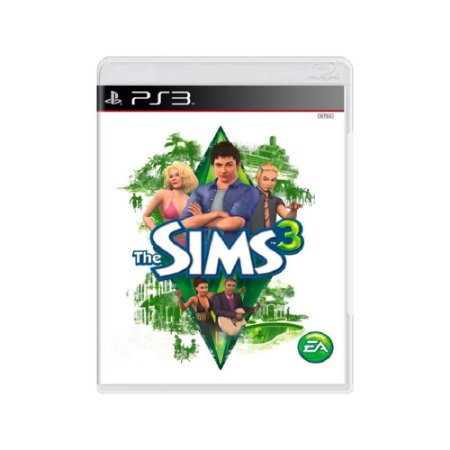 The Sims 3 - Usado - PS3