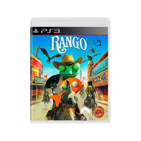 Rango - Usado - PS3