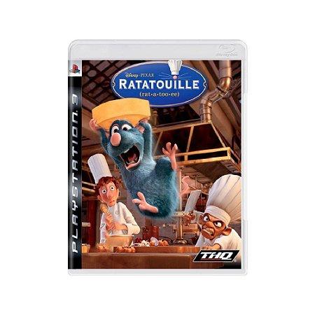 Ratatouille - Usado - PS3