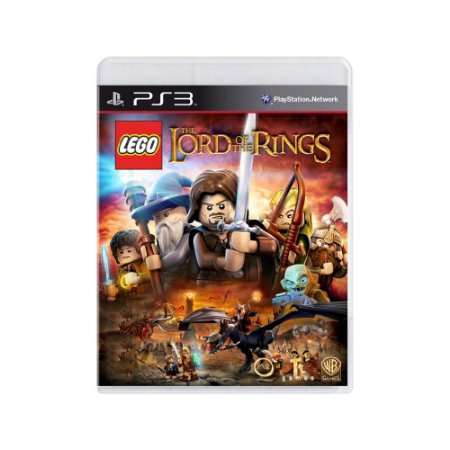 LEGO The Lord of The Rings - Usado - PS3