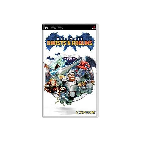 Ultimate Ghosts 'n Goblins (Sem Capa) - Usado - PSP