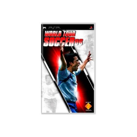World Tour Soccer 06 (Sem Capa) - Usado - PSP
