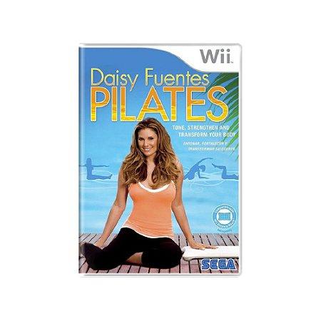 Daisy Fuentes Pilates - Usado - Wii