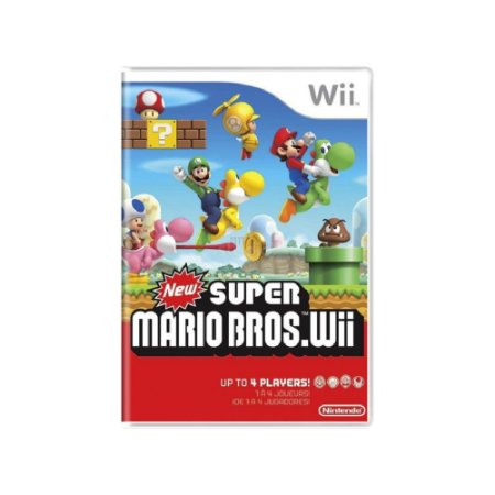 New Super Mario Bros - Usado - Wii