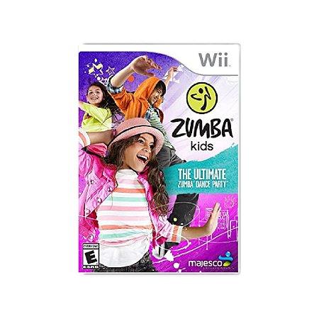 Zumba Kids The Ultimate Zumba Dance Party - Usado - Wii