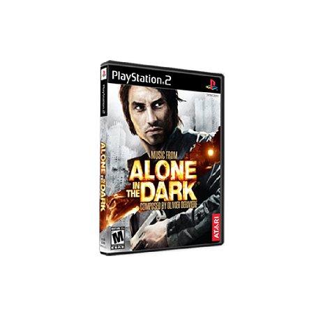 Alone in the Dark - Usado - PS2