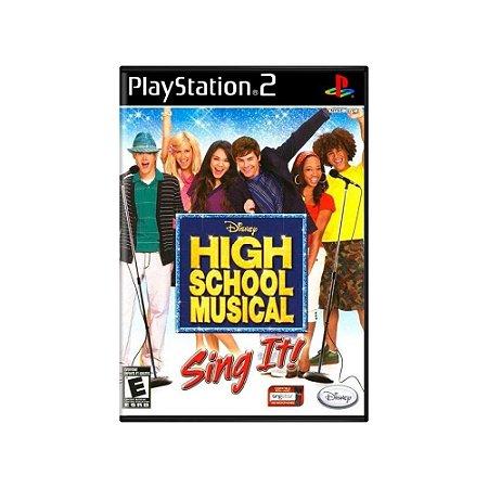 Disney High School Musical - Usado - PS2