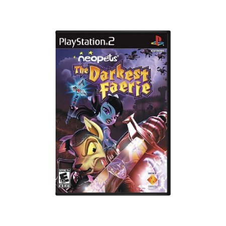 Neopets The Darkest Faerie - Usado - PS2