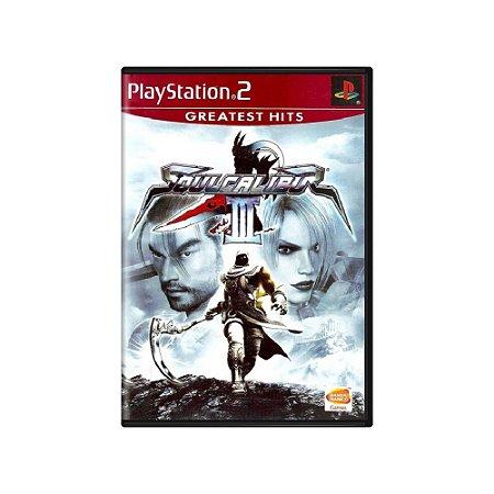 SoulCalibur III - Usado - PS2