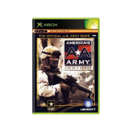America's Army Rise of a Soldier - Usado - Xbox