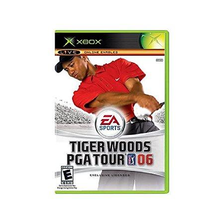 Tiger Woods PGA Tour 06 - Usado - Xbox