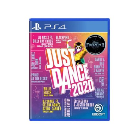 Just Dance 2020 - Usado - PS4