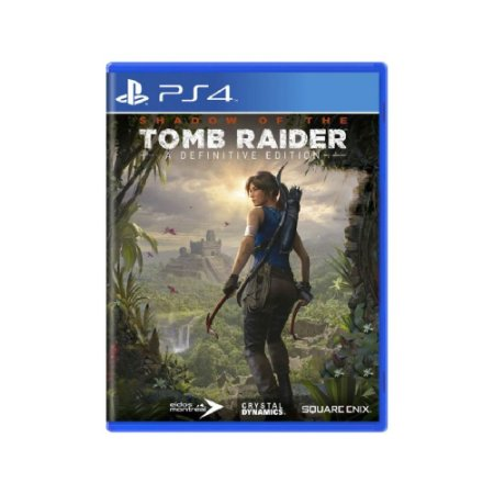 Shadow of Tomb Raider (A Definitive Edition) - PS4