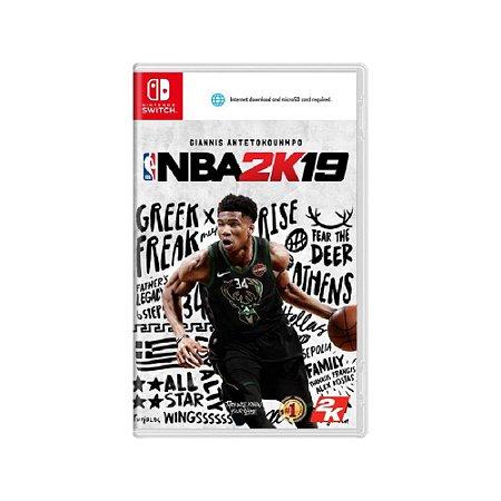 NBA 2K19 - Usado - Switch