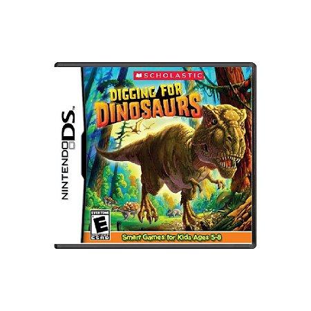 Digging For Dinossaurs - Usado - DS