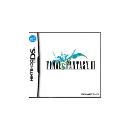 Final Fantasy III - Usado - DS