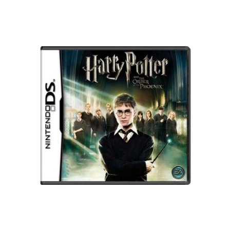 Harry Potter and the Order of the Phoenix Sem Capa Usado DS