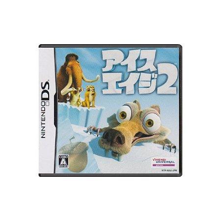 Ice Age 2 The Meltdown JPN (Sem Capa) - Usado - DS