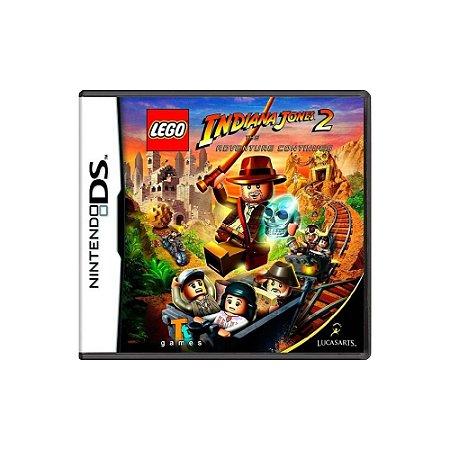 LEGO Indiana Jones 2 The Adventure C. (Sem Capa) Usado - DS