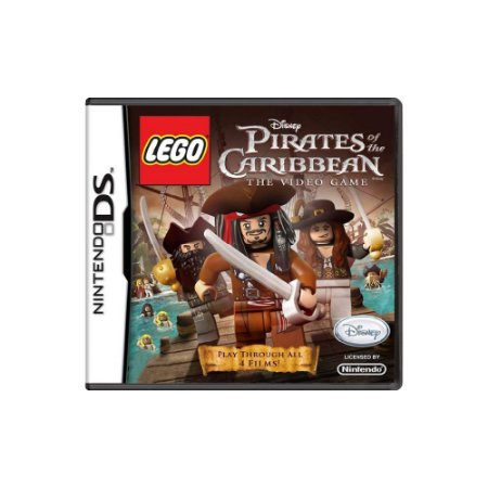 LEGO Pirates of the Caribbean The Videogame - Usado - DS