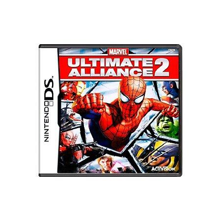 Marvel Ultimate Alliance 2 (Sem Capa) - Usado - DS