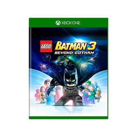 LEGO Batman 3 Beyond Gotham - Usado - Xbox One