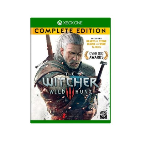 The Witcher 3 Wild Hunt (Complete Edition) Usado - Xbox One