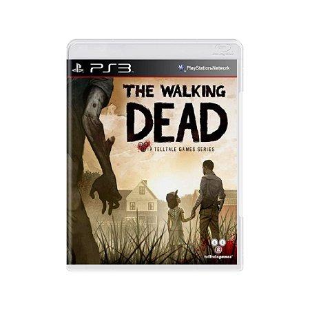 The Walking Dead - Usado - PS3