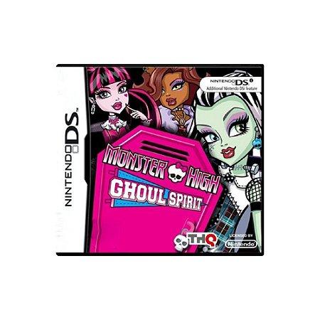 Monster High Ghoul Spirit (Sem Capa) - Usado - DS