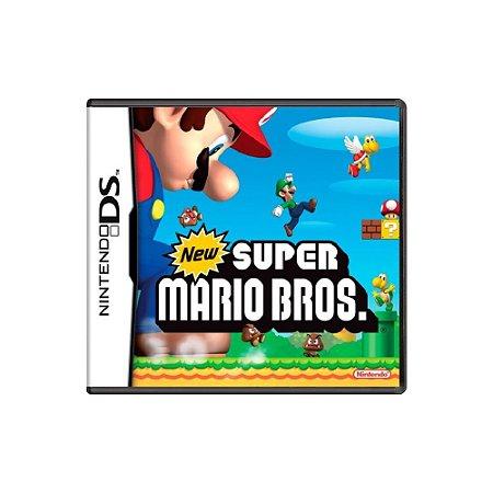 New Super Mario Bros - Usado - DS
