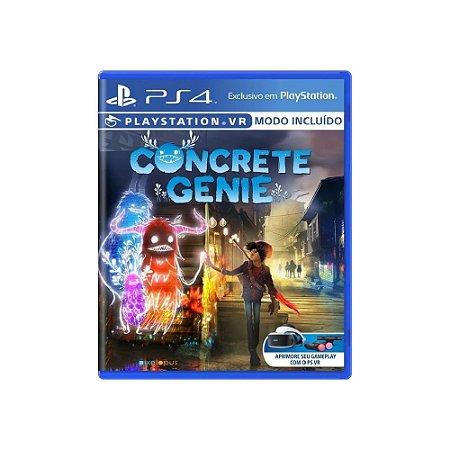 Concrete Genie - Usado - PS4