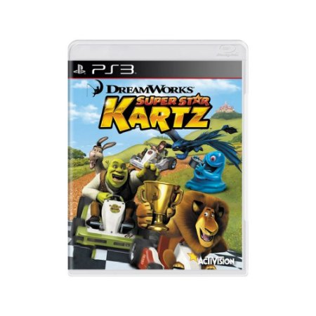 DreamWorks Super Star Kartz - Usado - PS3