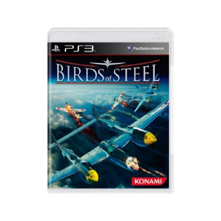 Birds of Steel - Usado - PS3