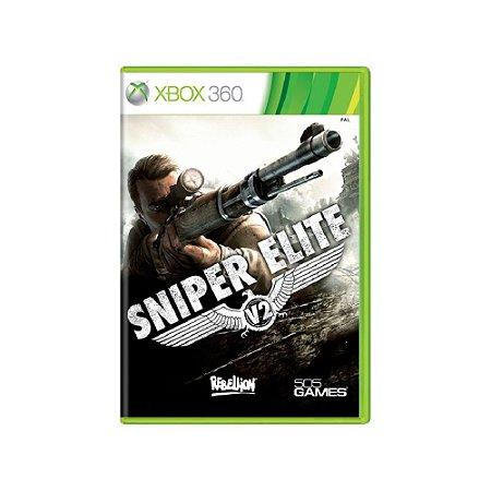 Sniper Elite V2 - Usado - Xbox 360
