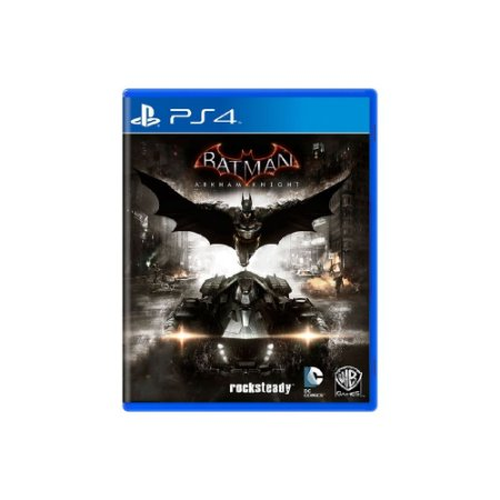 Batman Arkham Knight - Usado - PS4